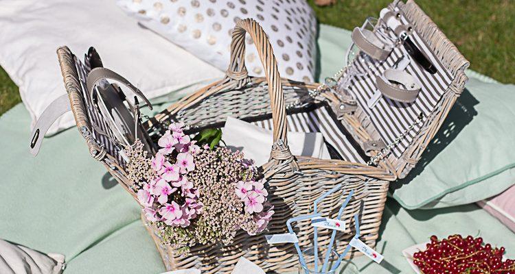 Ein sommerliches Printable-Picknick