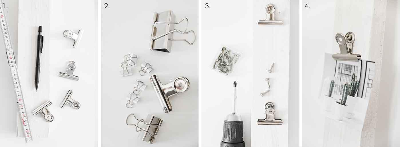 diy pinnwand anleitung sch n bei dir by depot. Black Bedroom Furniture Sets. Home Design Ideas