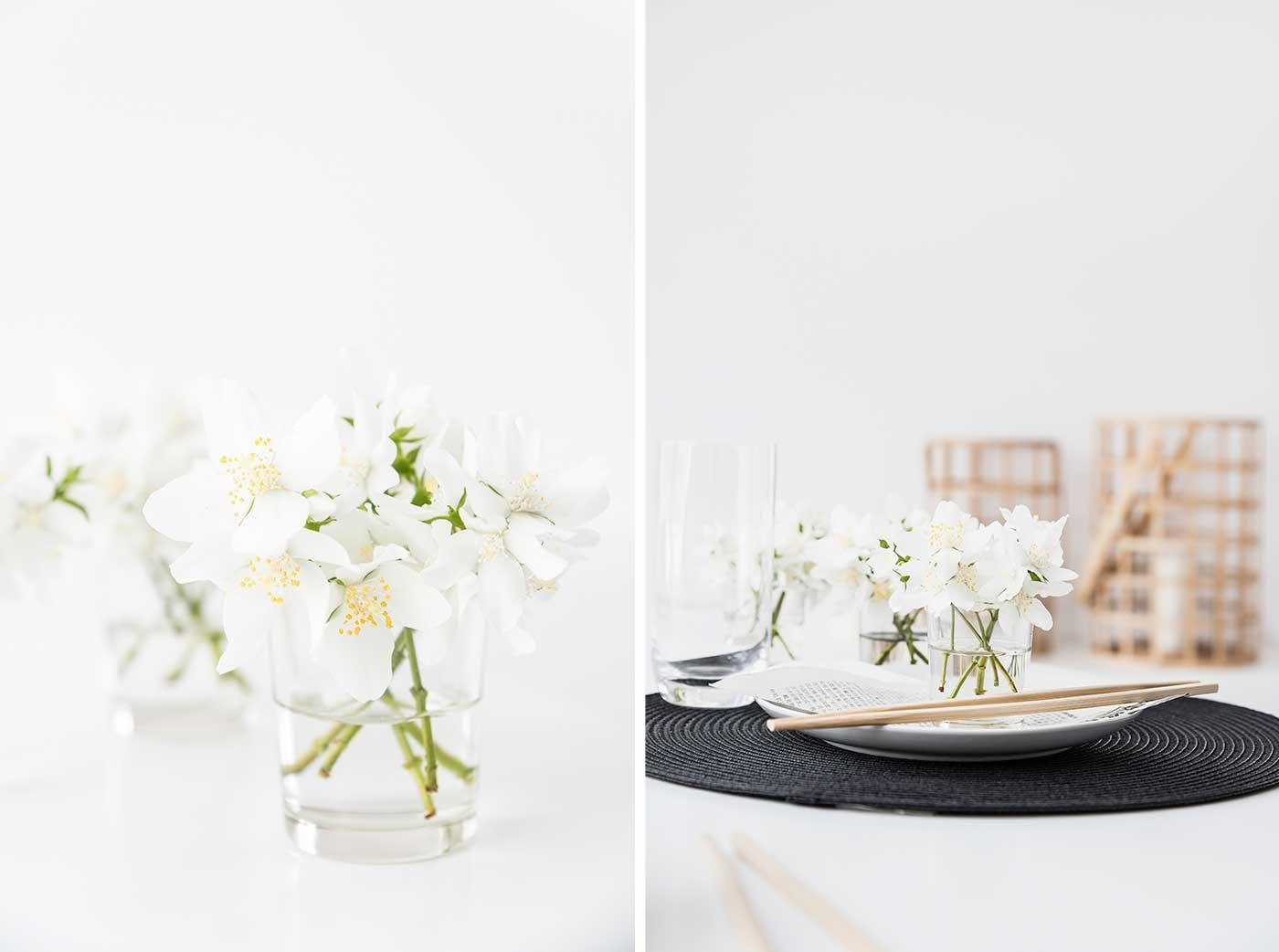 Tischdeko Im Asiatischen Stil Schon Bei Dir By Depot
