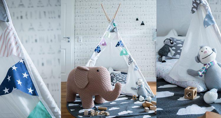 Depot Weihnachtskugeln.Kinderzimmer Einrichten Mit Der Neuen Kinderkollektion Von Depot