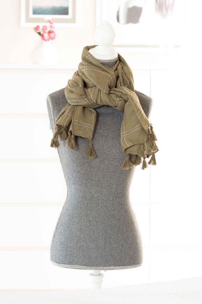 10 Arten einen Schal zu tragen_by Depot