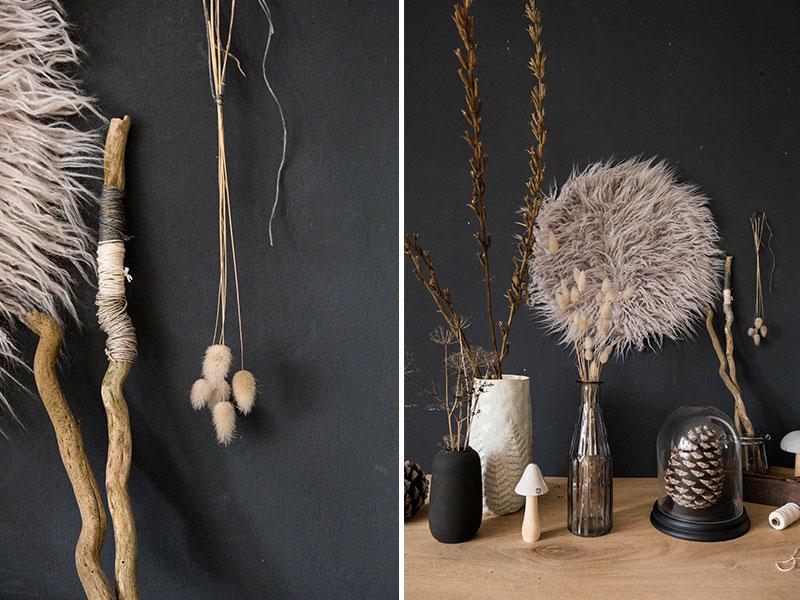 Herbstdekoration-mit-natürlichen-Materialien