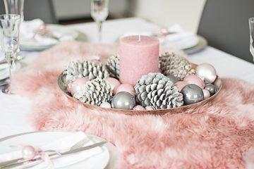 DEPOT Flauschige Tischdeko mit Fell (8 von 16)