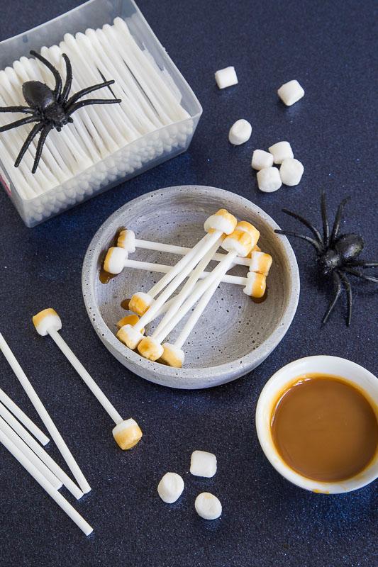 Schaurig schöne Leckereien für die Halloween-Party
