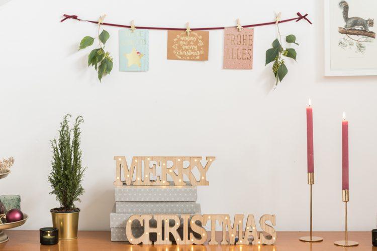 In wenigen schritten zum weihnachtlichen wohnzimmer - Weihnachten wohnzimmer ...