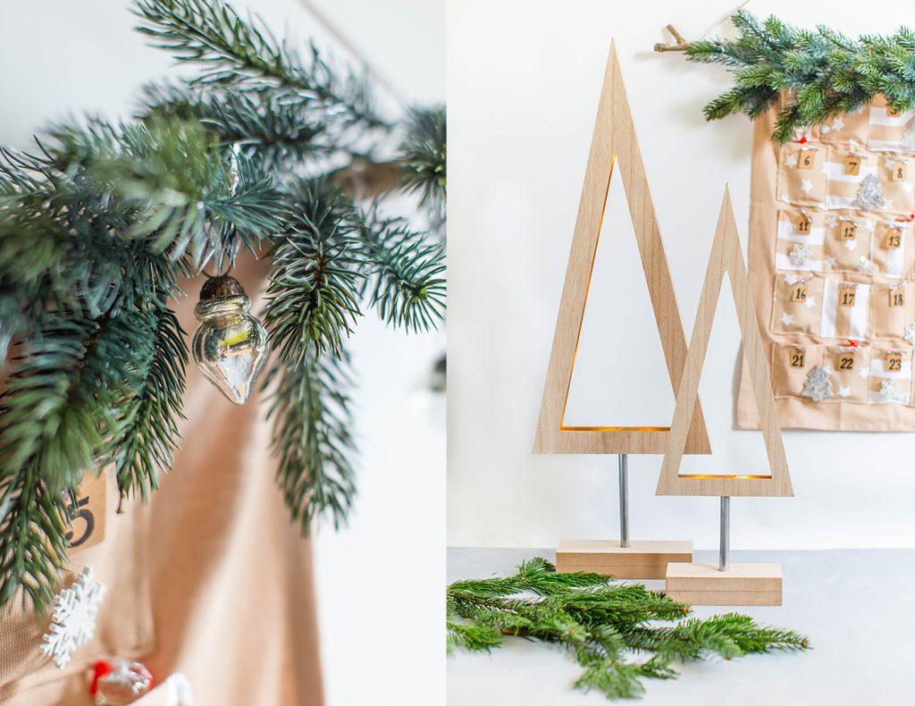 Dieser Adventskalender ist ein Hingucker für die gesamte Weihnachtszeit.