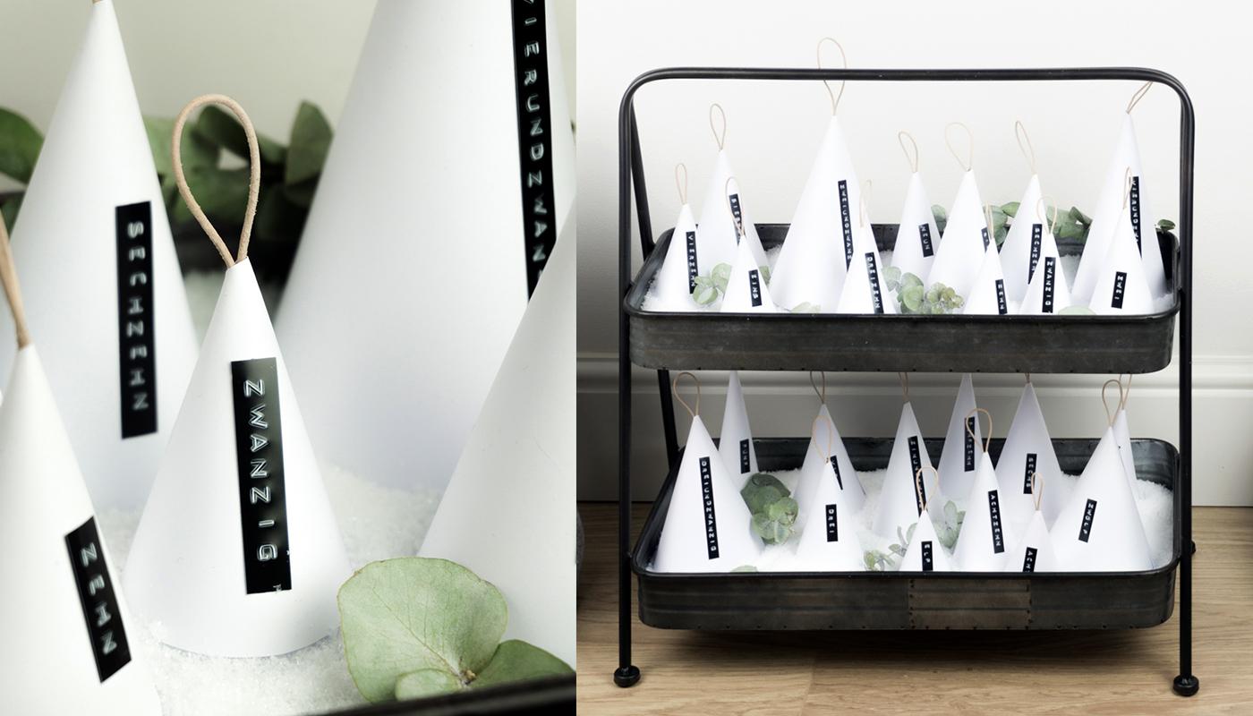 leder metall und dymo tape ein diy adventskalender f r. Black Bedroom Furniture Sets. Home Design Ideas
