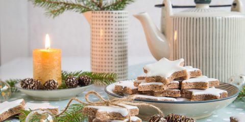 Zimtsterne – der Weihnachtsklassiker ganz einfach