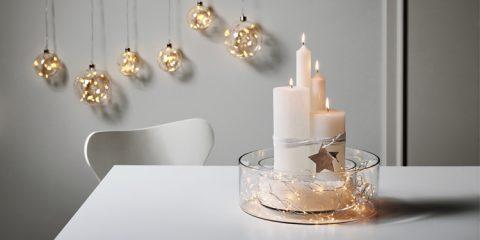 Pure Weihnachtsliebe! Das ist unser Adventskranz für alle bei denen weniger mehr ist.