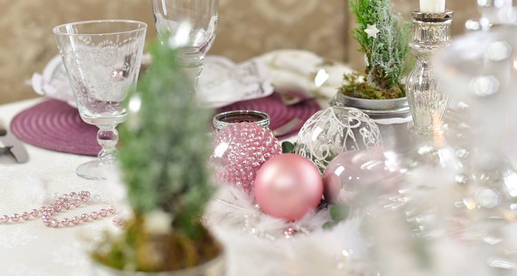 Tipps Fur Eine Festliche Tischdeko Zu Weihnachten