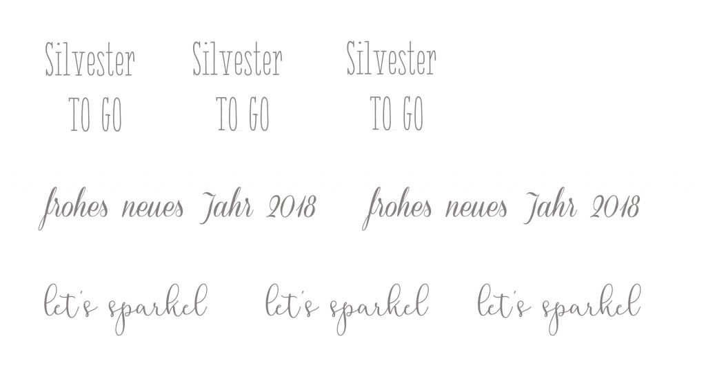 Free Printable Silvester