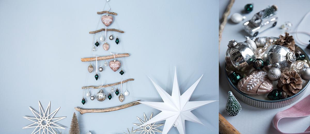 weihnachtsbaum aus sten do it yourself. Black Bedroom Furniture Sets. Home Design Ideas