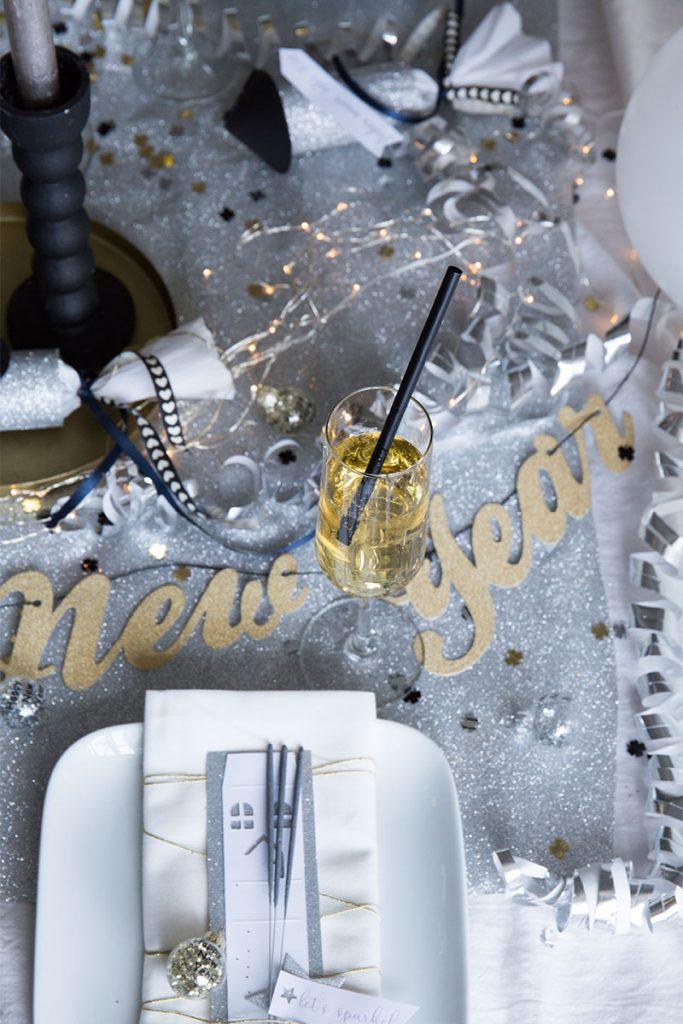 happy-new-year-tischdekoration