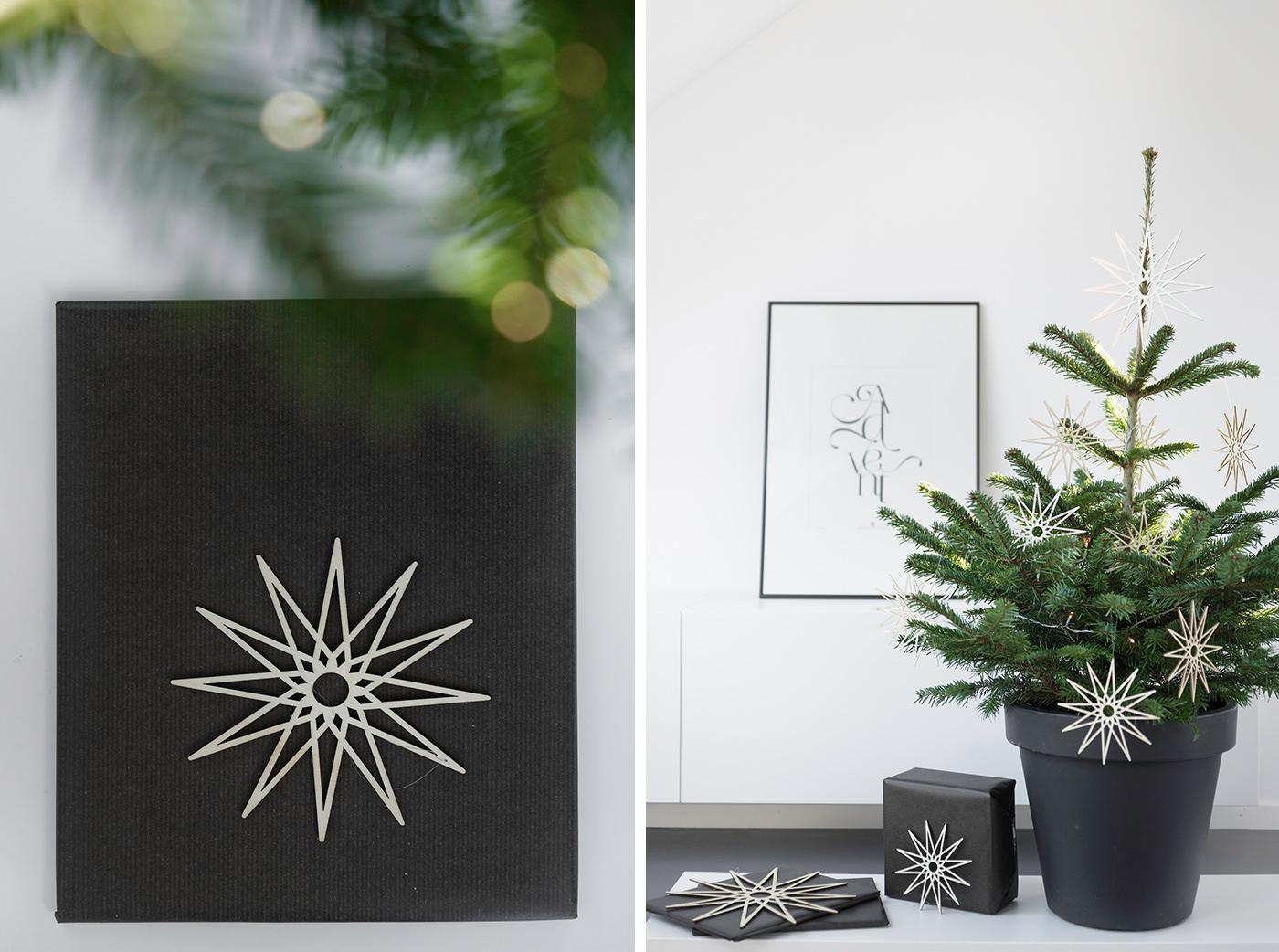 Weihnachtsbaum - Nordic-Chic - Lagom
