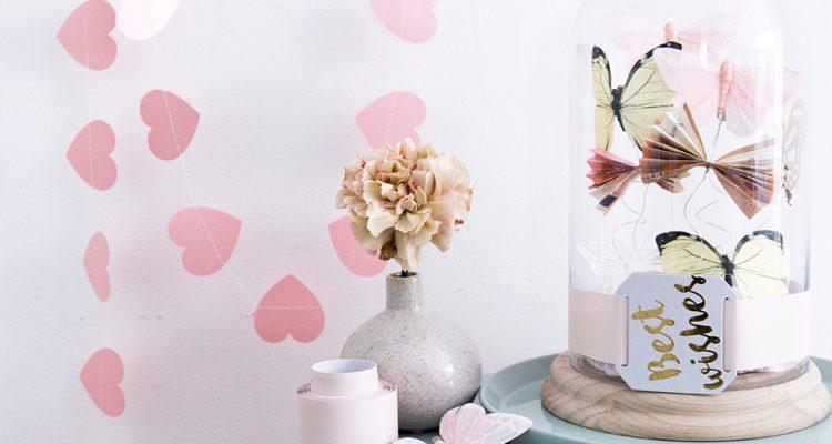 diy geldgeschenk zur hochzeit kreative idee mit anleitung. Black Bedroom Furniture Sets. Home Design Ideas