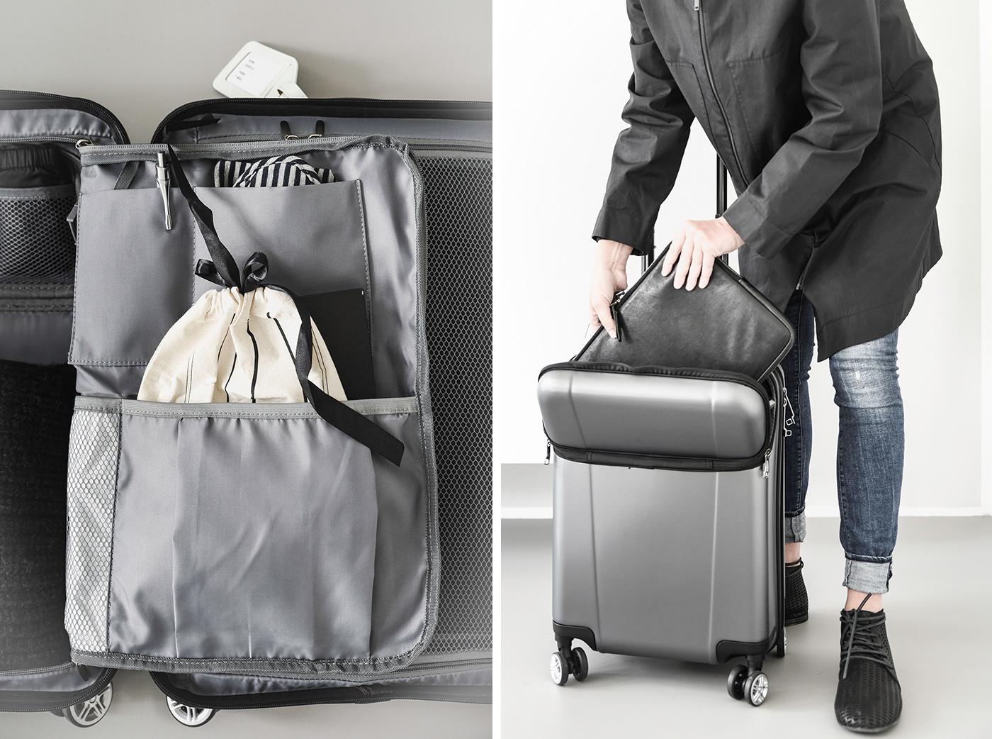 Organisiert in den Urlaub - Checklisten und System beim Kofferpacken
