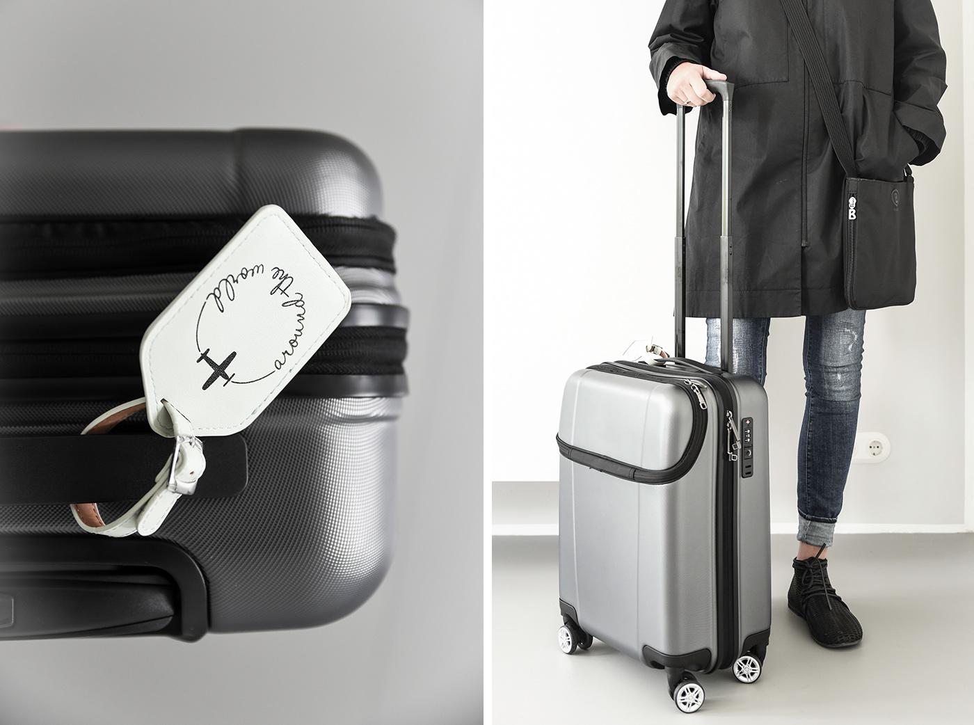 Gut organisiert in den Urlaub mit Handgepäck - Checklisten für den Urlaub