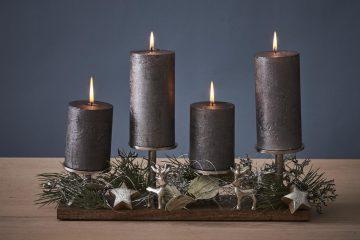 Viele Schone Adventskranz Ideen Auf Deinem Schon Bei Dir
