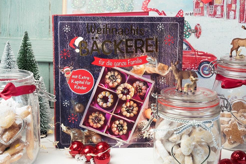 Backbuch: Weihnachtsbäckerei