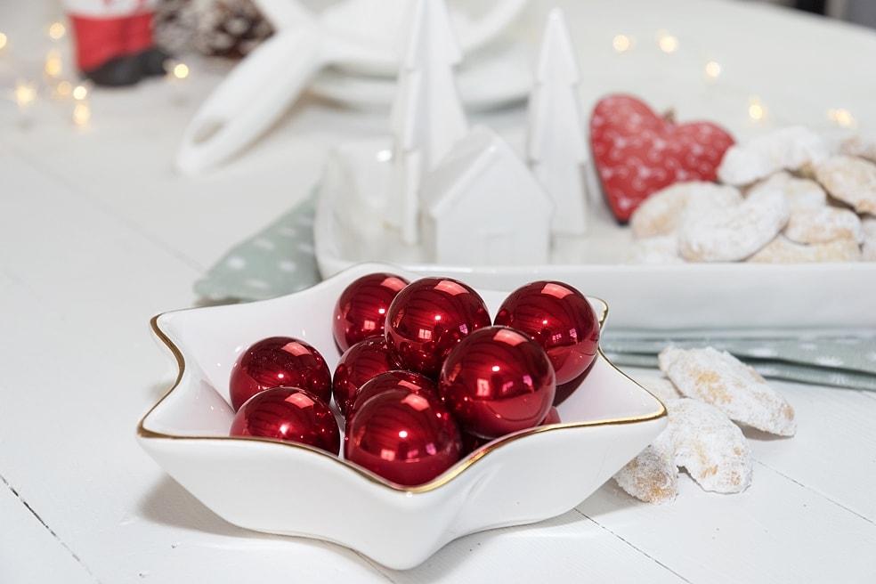 Rezepte: Gesunde Weihnachtsplätzchen