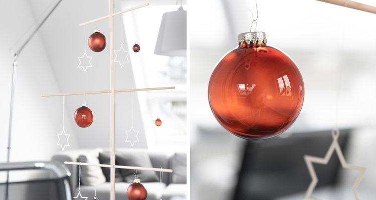Diy Weihnachtsbaum.Einen Weihnachtsbaum Aus Holz Bauen Schön Bei Dir By Depot