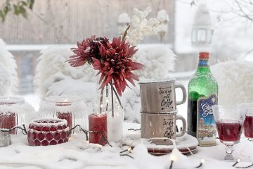 Winterdeko Ideen | \