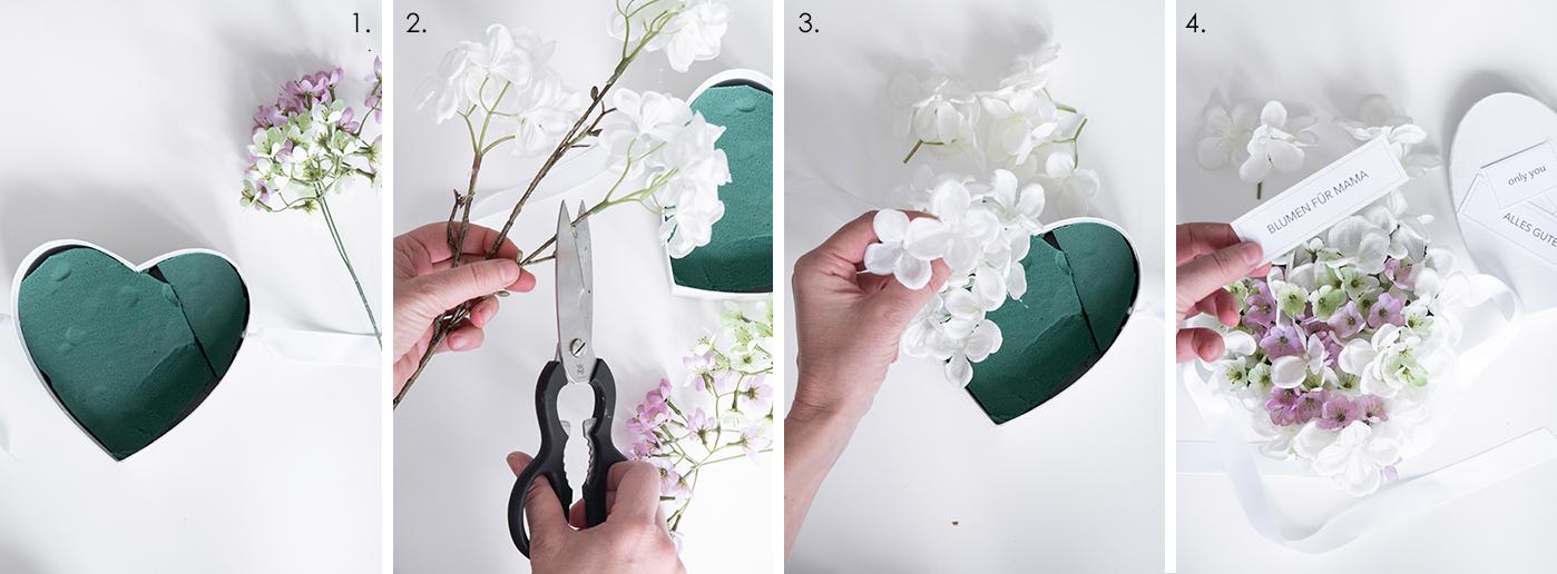 Anleitung DIY Flowerbox