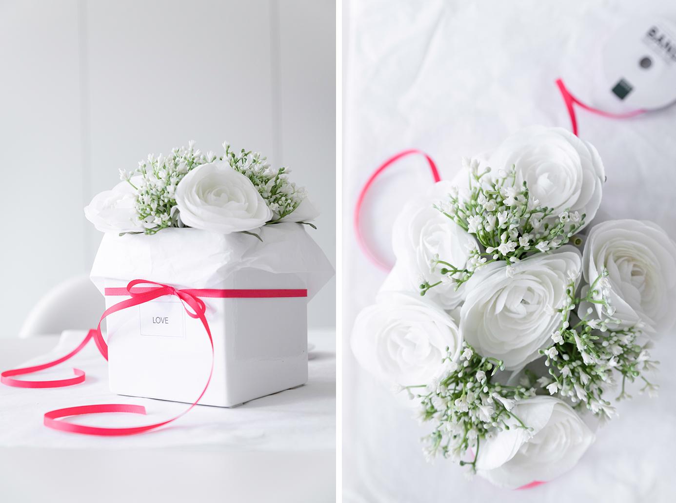 DIY Flowerbox eckig