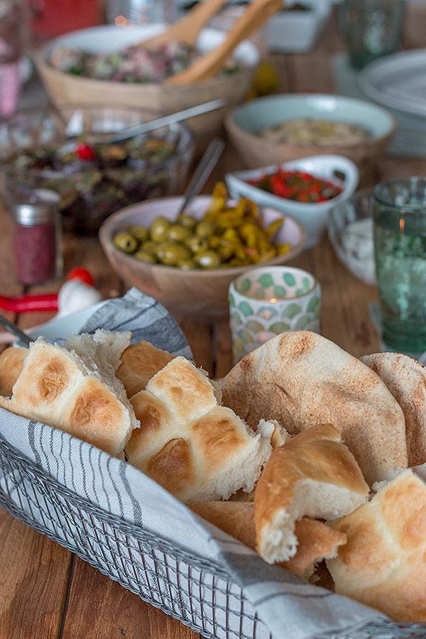 Levante Küche - Fladenbrot