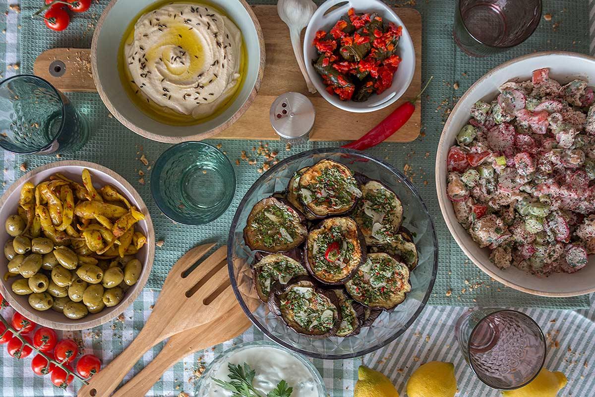 Levante Küche mit drei leckeren Rezepten  Schön bei dir by DEPOT