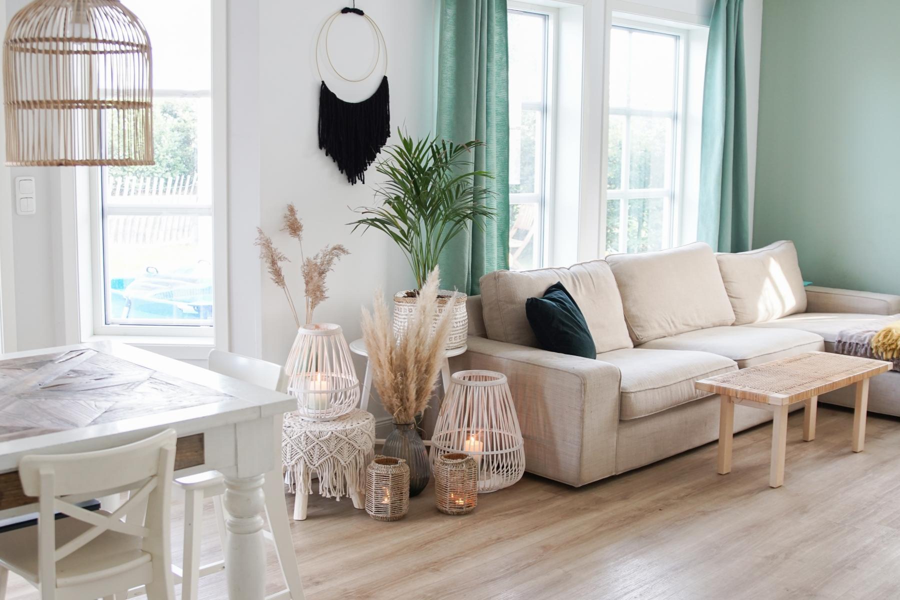 Bohemian Dream - DIY Wanddeko für Dein Wohnzimmer | Schön ...