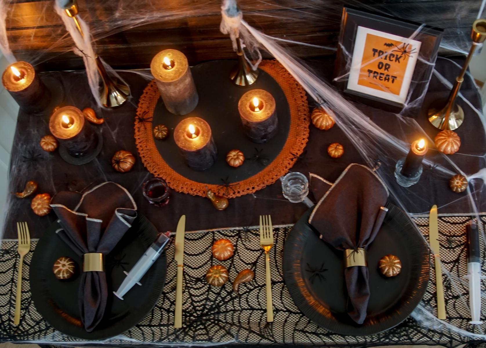 Halloween Dekoration Fur Gruselstimmung Schon Bei Dir By Depot