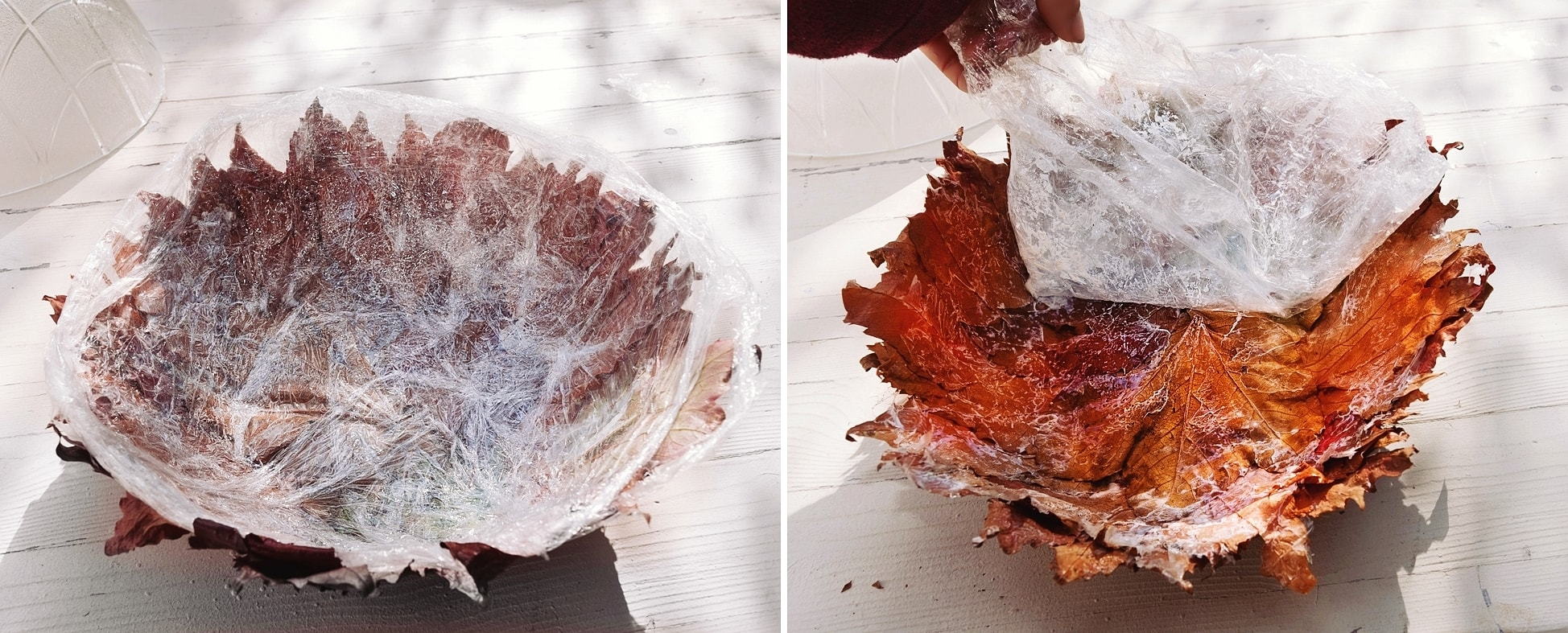 DIY-Anleitung Herbstschale