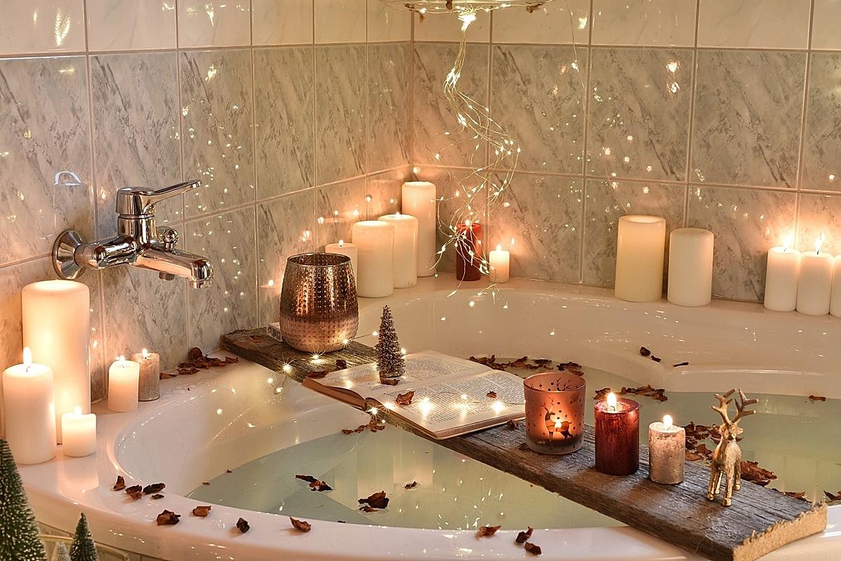 Cozy Me Time! - Verzaubere Dein Bad in eine weihnachtliche