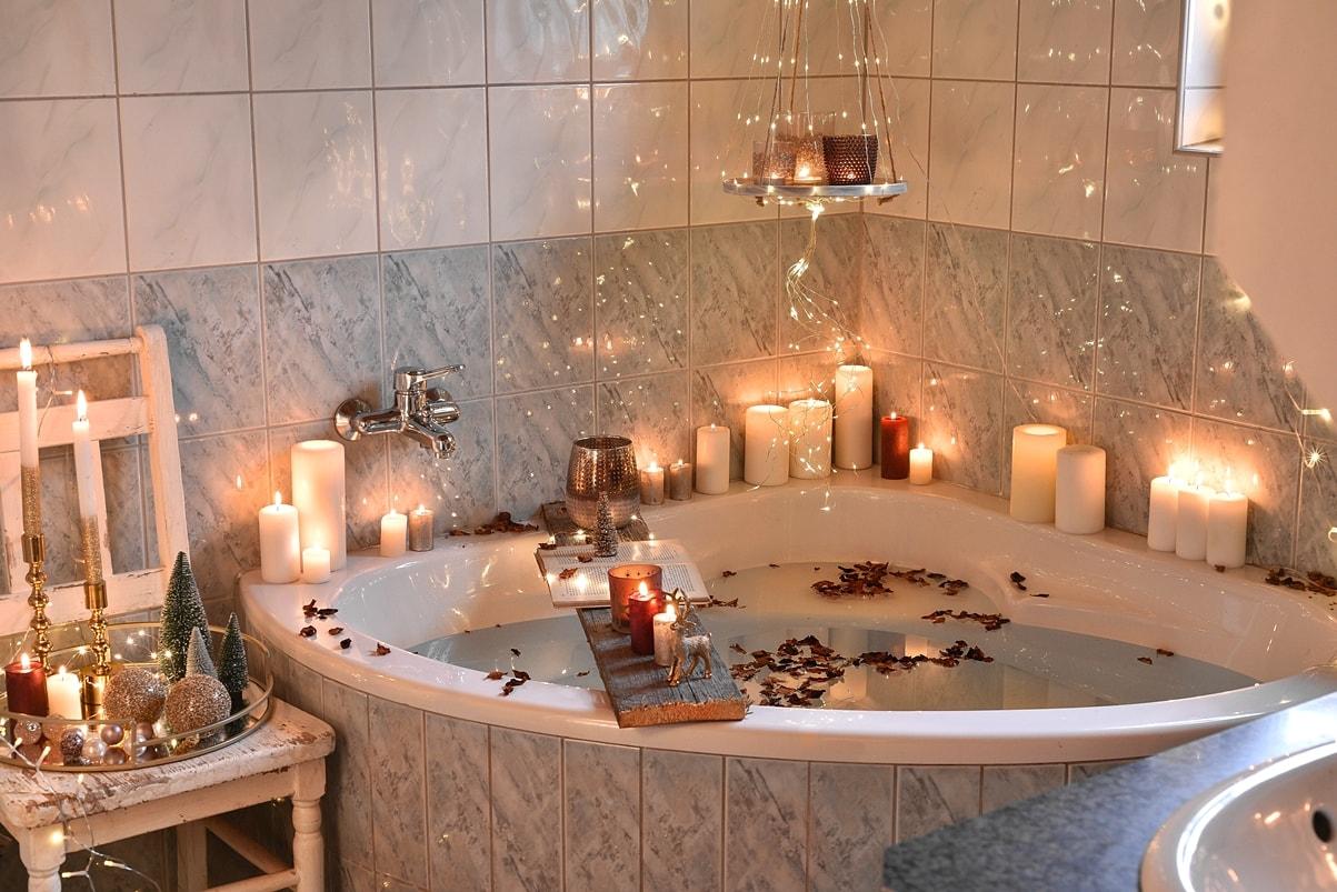 Wohlfühloase Badezimmer - so wird's gemacht