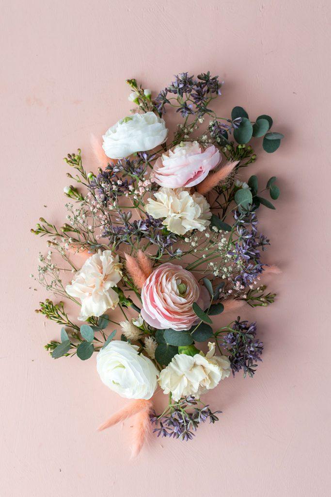 romantische-Hochzeitsblumen