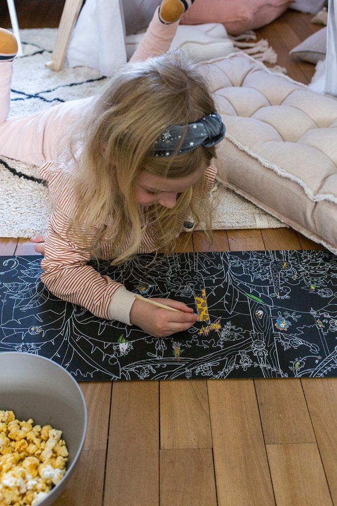 malen-und-snackks-als-kinderbeschaeftigung