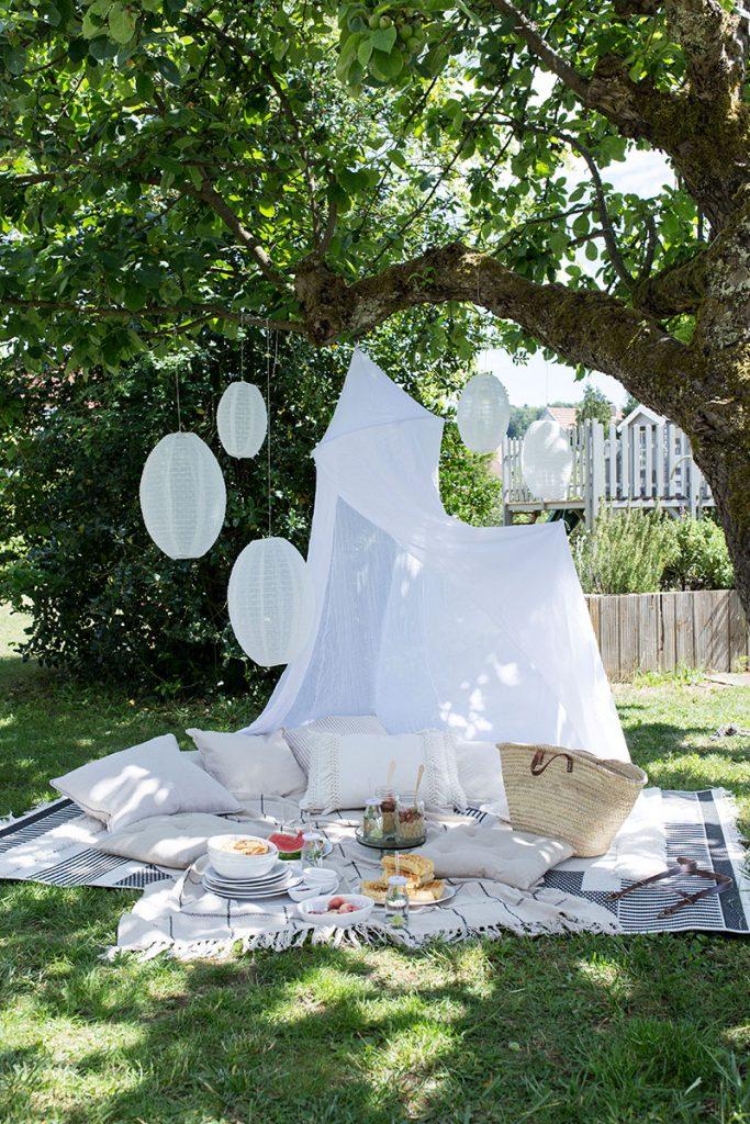 picknick-im-garten