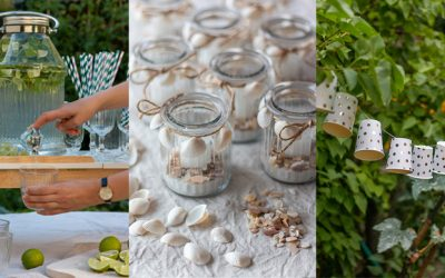 Sommerparty unter 25 EUR